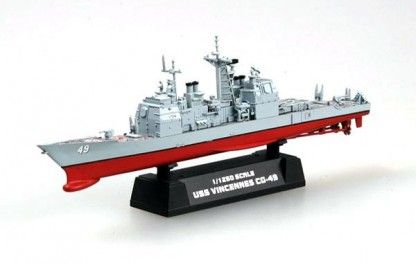 Easy Model - USS VINCENNES CG-49 - Sea Power