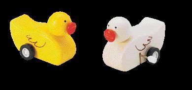Pintoy - Wind-up Ducks