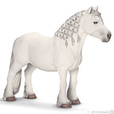 Schleich - Fell pony stallion