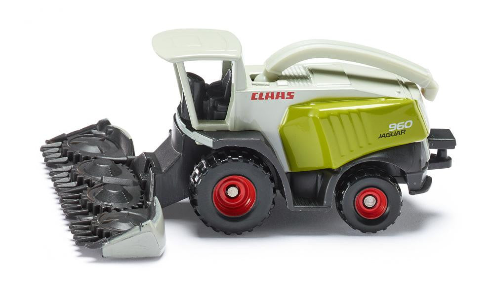 Siku - Claas 960 Jaguar Forage Harvester #1418