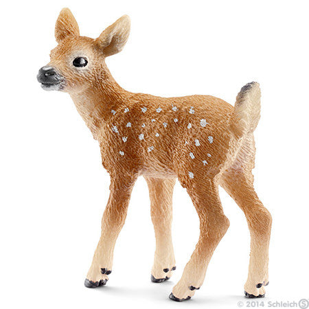 Schleich - White-tailed deer, fawn