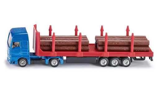 Siku - MAN TG-A logging Truck with Logs #1659