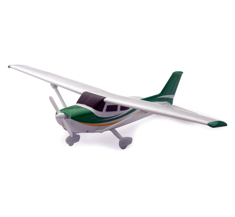 New Ray Sky Pilot - 1:42 Cessna 172 Skyhawk with Wheel
