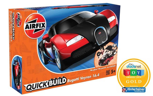 Airfix Quick Build - Bugatti Veyron 16.4