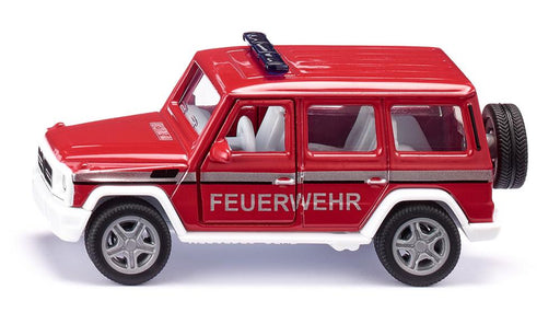 Siku - Mercedes AMG G65 'Feuerwehr' Fire Command Car #2306