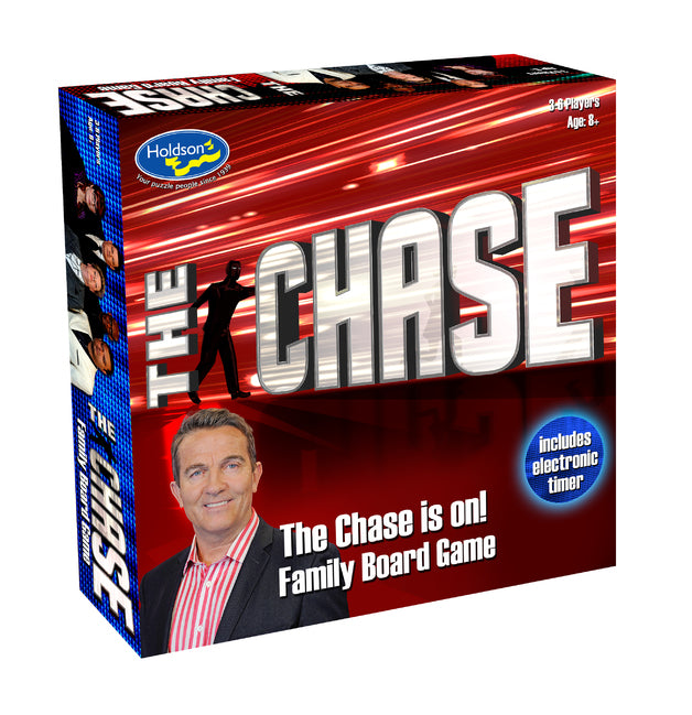 Holdson - The Chase Family Board Game