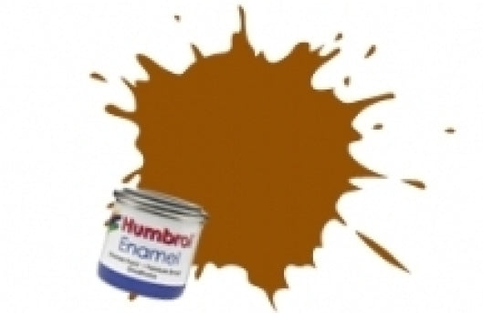 Humbrol 14ml Enamel Paint Metallic - #55 Fire Bronze