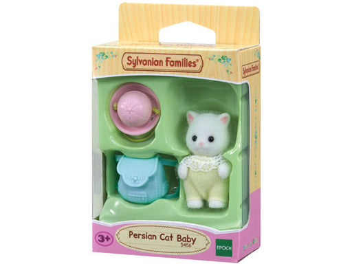 Sylvanian Families - Persian Cat Baby (New)