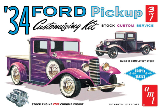 AMT - 1/25 1934 Ford Pickup