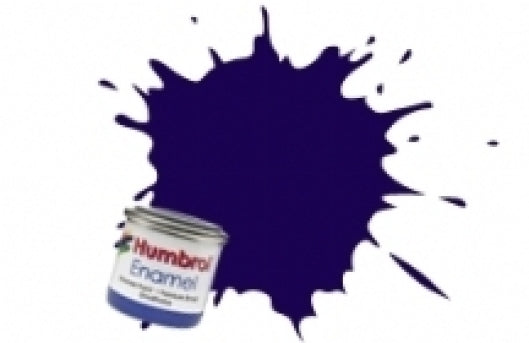 Humbrol 14ml Enamel Paint Gloss - #68 Purple