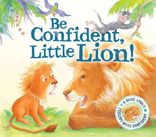 Hinkler - Be Confident, Little Lion!