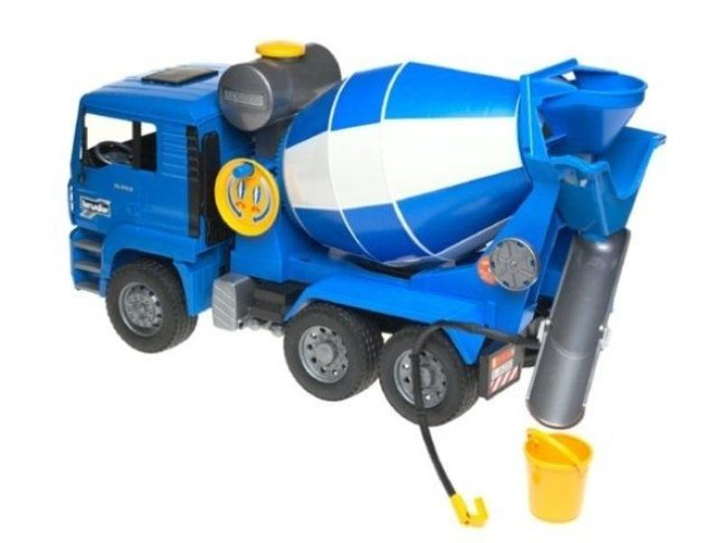 Bruder - MAN TGA Cement Mixer