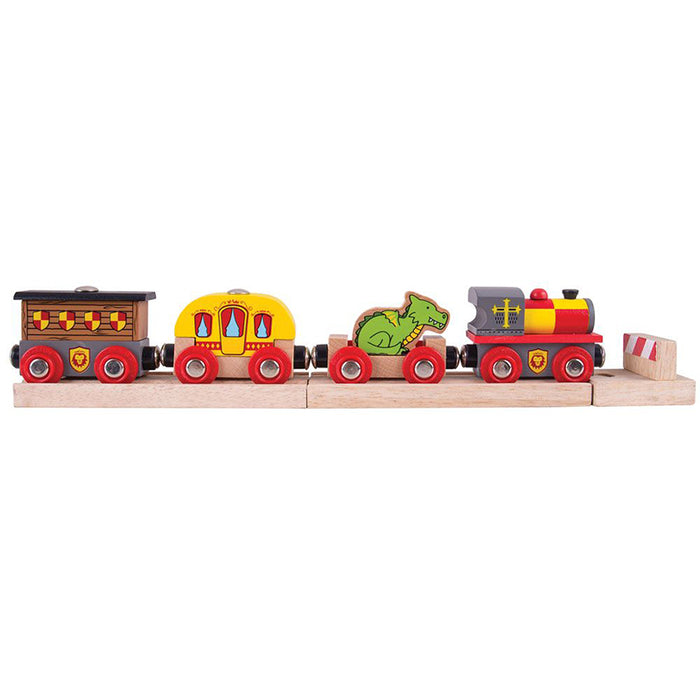 Bigjigs Rail: Medieval Train