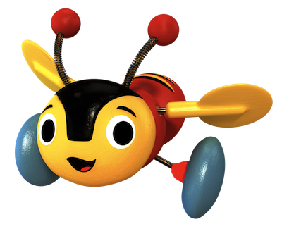 Buzzy Bee and Friends - Buzzy Bee