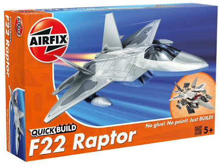 Airfix Quick Build - F22 Raptor