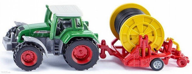 Siku Super - Fendt Tractor with Irrigation Reel #1677