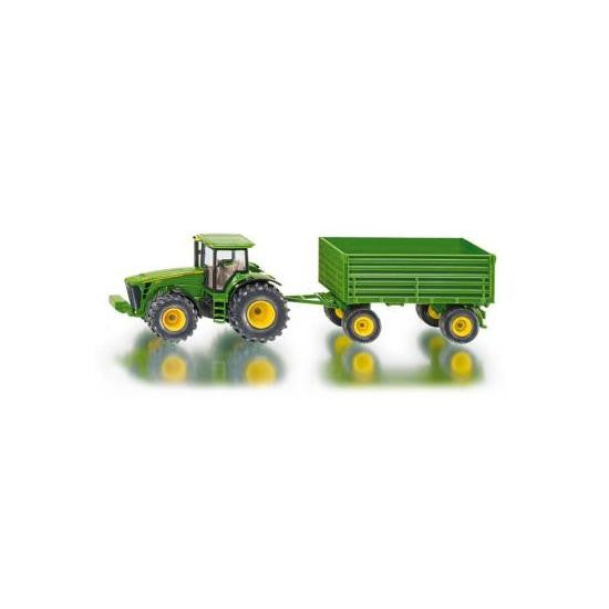 Siku - John Deere 8430 Tractor with tipping trailer #1953
