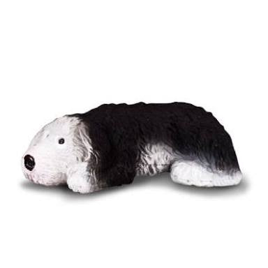 Collecta - Old English Sheep Dog Puppy 88067