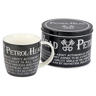 Mug & Tin - Petrol Head