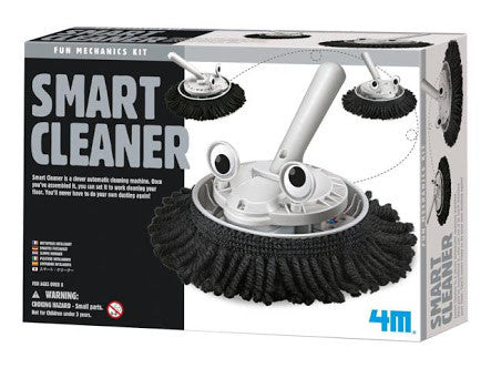4M Fun Mechanics Kit - Smart Cleaner