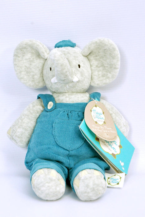 Meiya & Alvin: Alvin the Elephant Plush Toy