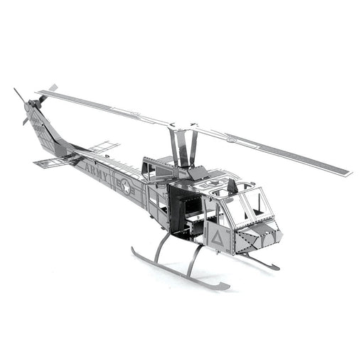 Metal Earth - UH-1 Huey Helicopter