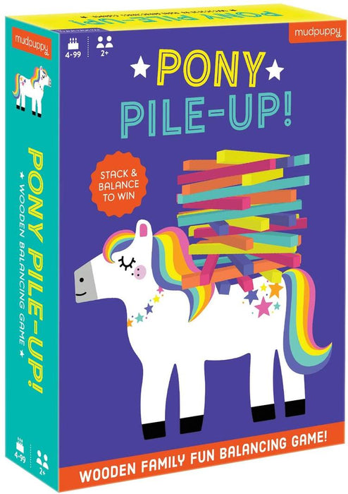 Mudpuppy - Pony Pile Up Game