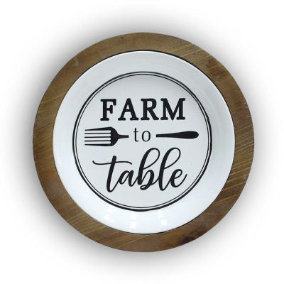 Wall Art: Farm to Table