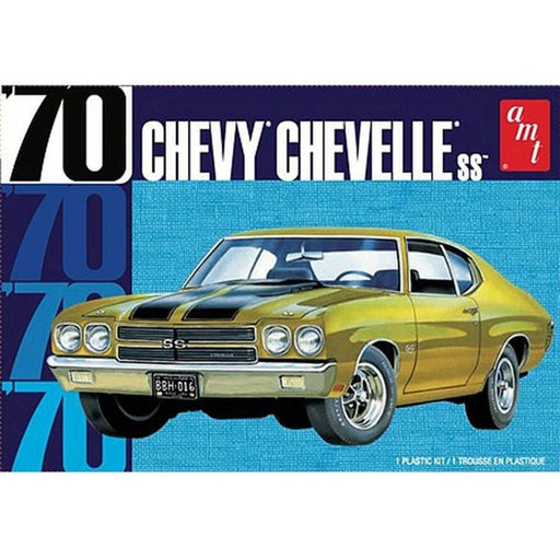AMT - 1/25 1970 Chevy Chevelle SS
