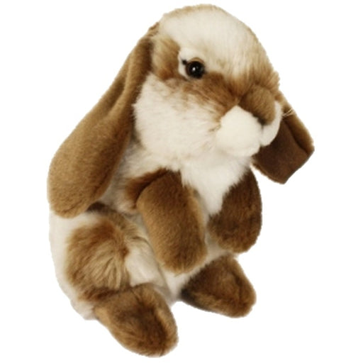Antics: Nibbles Rabbits - Brown 20cm