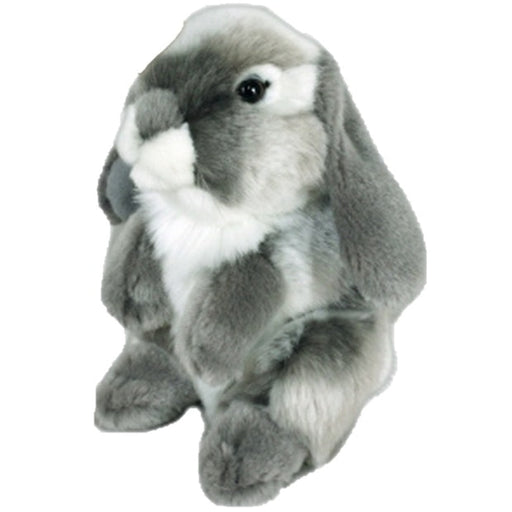 Antics: Nibbles Rabbits - Grey 20cm