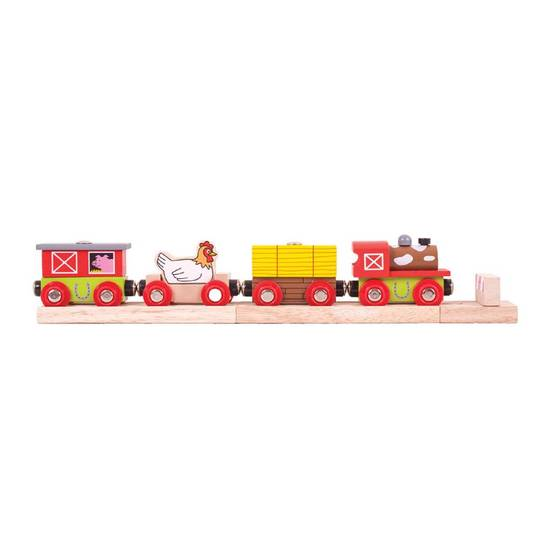 Bigjigs Rail: Farmyard Train