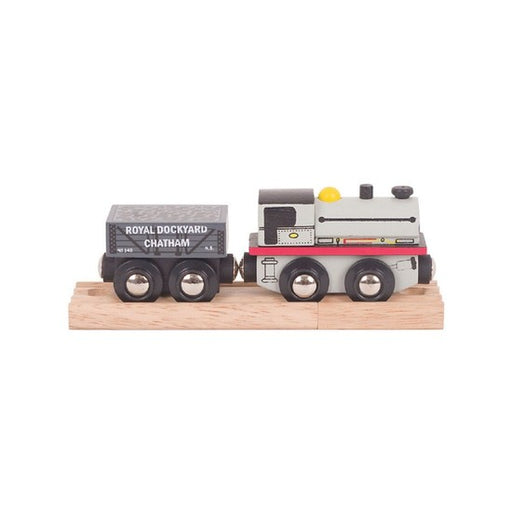 Bigjigs Rail Heritage Collection Peckett Small Double Engine