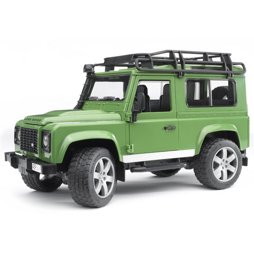 Bruder - Landrover Defender Stationwagon
