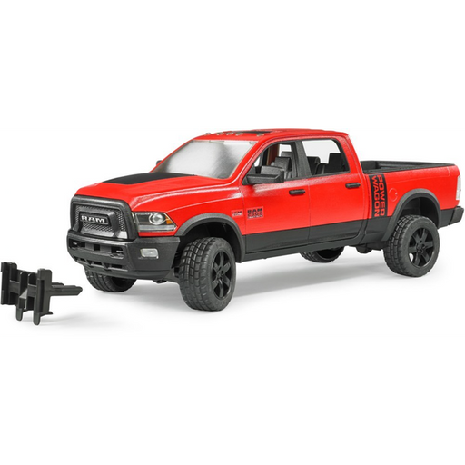 Bruder - Ram 2500 Power Wagon