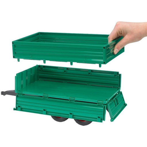 Bruder - Tipping Trailer Removable Top