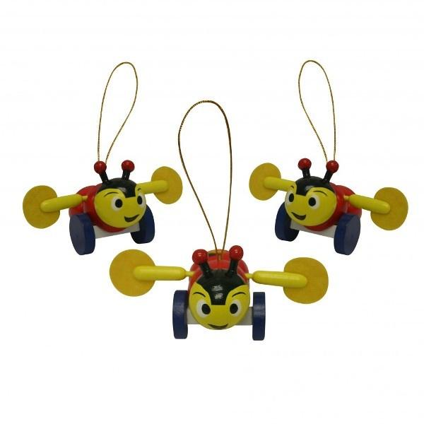 Buzzy Bee and Friends - Buzzy Bee Christmas Decoration