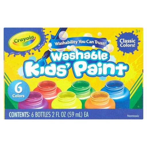 Crayola - Washable Kids Paint