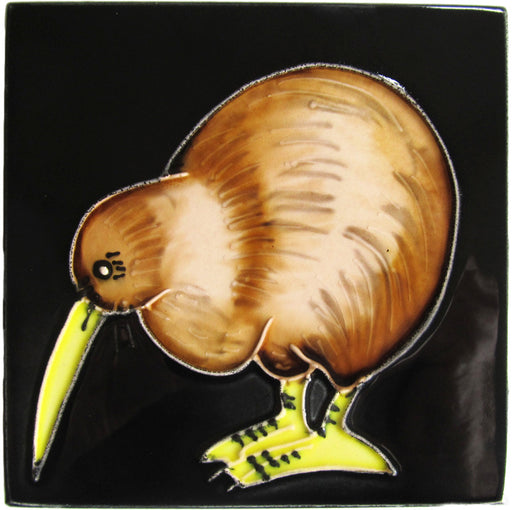 Ceramic Wall Art: Kiwi