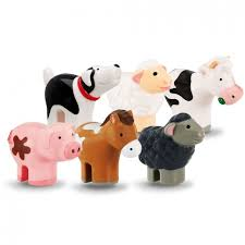 Wow: Farm Yard Animals - Assorted