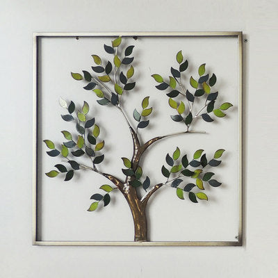 Wall Art: Tree in Frame