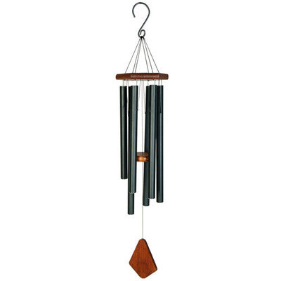 Natures Melody - Wind Chime - Black 36""