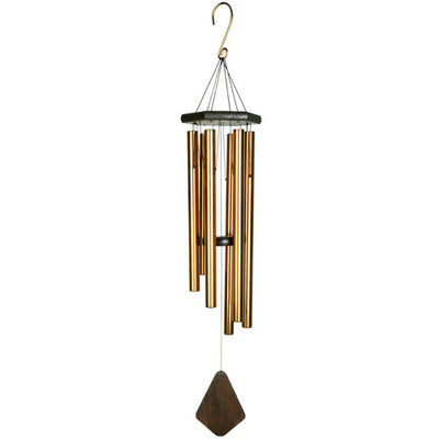 Natures Melody - Wind Chime - Bronze 36""