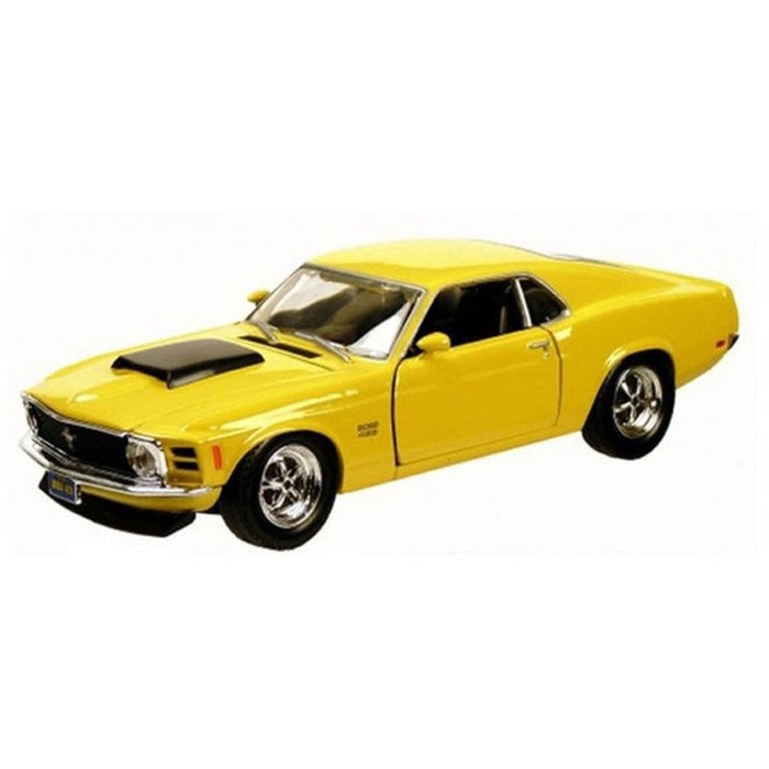 MotorMax Timeless Legends - 1970 Ford Mustang Boss 429 1:24