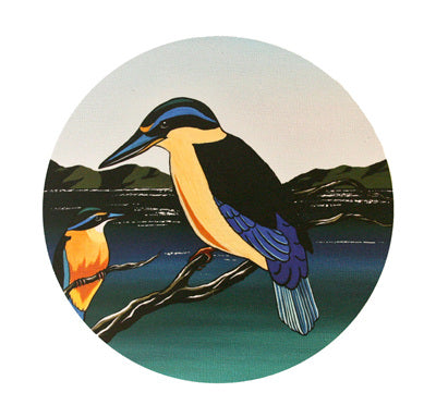 Wall Art: Kingfisher