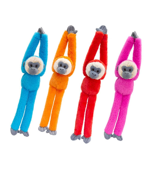 Keel Toys: 50cm Colourful Hanging Monkeys - 4 asstd