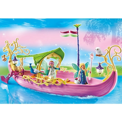 Playmobil Fairies: Fairy Queen's Ship #5445