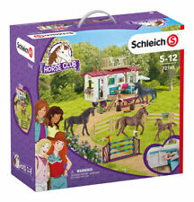 Schleich - Secret Training at Caravan (Exclusive)