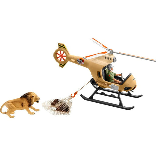 Schleich - Animal Rescue Helicopter