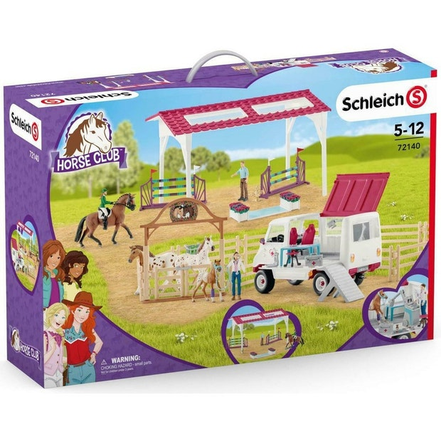 Schleich - Fitness Check for Big Tournament